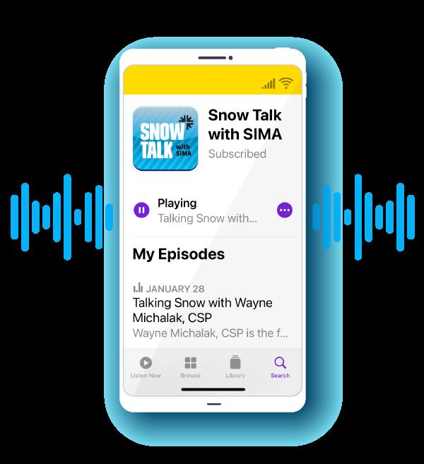 Snow-Talk-Mobile-Phone